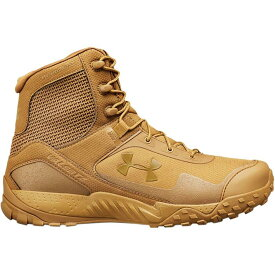 (取寄)アンダーアーマー メンズ バルセッツ RTS 1.5 ハイキング ブーツ Under Armour Men's Valsetz RTS 1.5 Hiking Boot Coyote Brown/Coyote Brown/Coyote Brown【outdoor_d19】