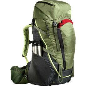 (取寄)ノースフェイス レディース テラ 55L バックパック The North Face Women Terra 55L Backpack Tnf Dark Grey Heather/Four Leaf Clover【outdoor_d19】