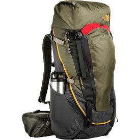 (取寄)ノースフェイス テラ 40L バックパック The North Face Men's Terra 40L Backpack Tnf Dark Grey Heather/New Taupe Green【outdoor_d19】
