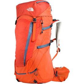 (取寄)ノースフェイス テラ 55L バックパック The North Face Men's Terra 55L Backpack Zion Orange/Shady Blue【outdoor_d19】