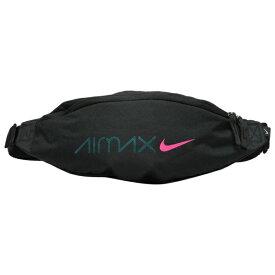 NIKE ナイキ ヒップバッグ ヘリテージ エアマックス デイ ヒップ パック ブラック Nike Heritage Air Max Day Hip Pack Black Black Laser Fuchsia