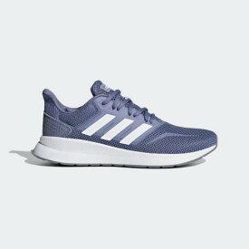 (取寄)アディダス レディース ランファルコン ランニングシューズ adidas Women Runfalcon Shoes Raw Indigo / Cloud White / Grey