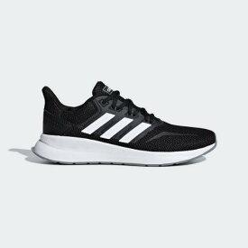 (取寄)アディダス レディース ランファルコン ランニングシューズ adidas Women Runfalcon Shoes Core Black / Cloud White / Grey