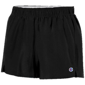 (取寄)チャンピオン レディース プラクティス ショーツ Champion Women's Practice Shorts Black