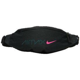 (取寄)ナイキ ヘリテージ エア マックス デイ ヒップ パック Nike Heritage Air Max Day Hip Pack Black Black Laser Fuchsia
