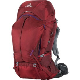 【クーポンで最大2000円OFF】(取寄)グレゴリー レディース ディーバ 60L バックパック Gregory Women Deva 60L Backpack Ruby Red