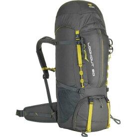 (取寄)マウンテンスミス ルックアウト 60L バックパック Mountainsmith Lookout 60L Backpack Asphalt Grey