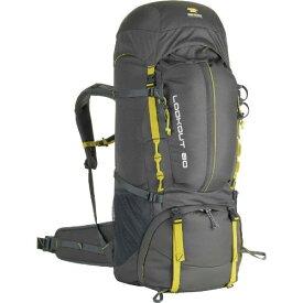 (取寄)マウンテンスミス ルックアウト 80L バックパック Mountainsmith Lookout 80L Backpack Asphalt Grey