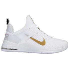 (取寄)ナイキ レディース エア ベラ TR 2 Nike Men's Air Bella TR 2 White Metallic Gold