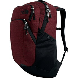 (取寄)ノースフェイス レディース ピボッター 29L バックパック The North Face Women Pivoter 29L Backpack Deep Garnet Red Light Splinter Heather/Tnf Black
