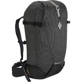 (取寄)ブラックダイヤモンド シルク 45L バックパック リュック バッグ Black Diamond Men's Cirque 45L Backpack Black
