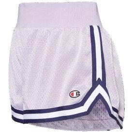 (取寄)チャンピオン レディース メッシュ ノッチ ショーツ Champion Women's Mesh Notch Shorts Pale Violet Rose