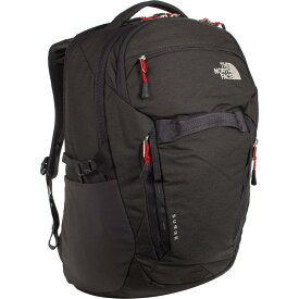 (取寄)ノースフェイス レディース サージ 31L バックパック The North Face Women Surge 31L Backpack Asphalt Grey Light Heather/Vintage White