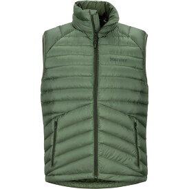 【クーポンで最大2000円OFF】(取寄)マーモット メンズ ハイランダー ダウン ベスト Marmot Men's Highlander Down Vest Crocodile