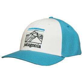 パタゴニア キャップ ライン ロゴ リッジ ラジャー ザット ハット Patagonia Line Logo Ridge Roger That Hat White