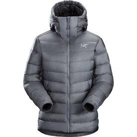 (取寄)アークテリクス レディース セリウム SV フーデッド ダウン ジャケット Arc'teryx Women Cerium SV Hooded Down Jacket Infinity