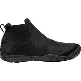 (取寄)キーン レディース CNX 2 チェルシー ブーツ KEEN Women CNX II Chelsea Boot Black/Black