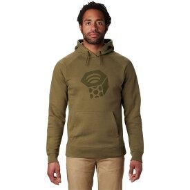(取寄)マウンテンハードウェア メンズ ロゴ プルオーバー パーカー Mountain Hardwear Men's Logo Hoodie Pullover Combat Green