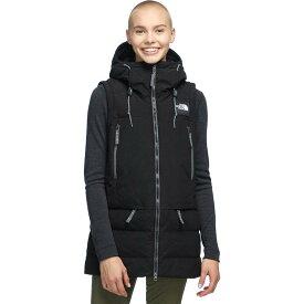 【クーポンで最大2000円OFF】(取寄)ノースフェイス レディース パリー ダウン ベスト The North Face Women Pallie Down Vest Tnf Black