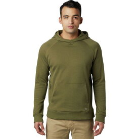 (取寄)マウンテンハードウェア メンズ ファイヤータワー ロングスリーブ パーカー Mountain Hardwear Men's Firetower Long-Sleeve Hoodie Combat Green