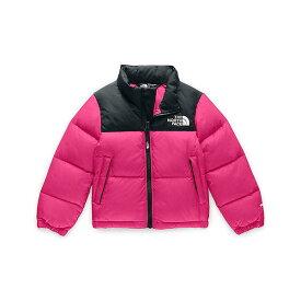 (取寄)ノースフェイス トッドラー 1996 レトロ ヌプシ ダウン ジャケット The North Face Toddlers' 1996 Retro Nuptse Down Jacket Mr. Pink