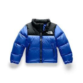 (取寄)ノースフェイス トッドラー 1996 レトロ ヌプシ ダウン ジャケット The North Face Toddlers' 1996 Retro Nuptse Down Jacket TNF Blue