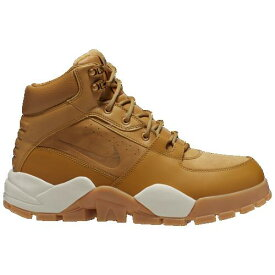 (取寄)ナイキ メンズ ブーツ シューズ Rhyodomo Nike Men's Rhyodomo Wheat Wheat Light Bone Gum Med Brown