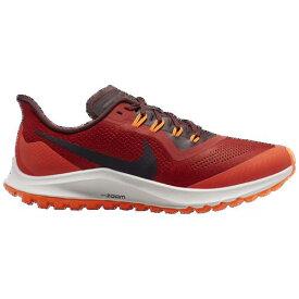 (取寄)ナイキ メンズ ランニングシューズ エア ズーム ペガサス 36 トレイル Nike Men's Air Zoom Pegasus 36 Trail Dune Red Burgundy Ash Mahogany Team Orange