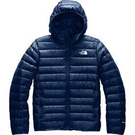 (取寄)ノースフェイス メンズ シエラ ピーク ダウン フーデッド ジャケット The North Face Men's Sierra Peak Down Hooded Jacket Flag Blue
