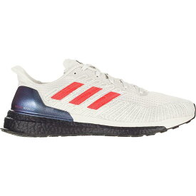 (取寄)アディダス メンズ ソーラー ブースト St 19 ランニングシューズ Adidas Men's Solar Boost ST 19 Running Shoe Grey One/Solar Red/FTW White