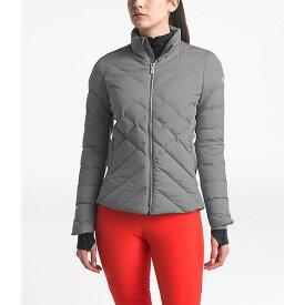 (取寄)ノースフェイス レディース ルシア ハイブリット ダウン ジャケット The North Face Women's Lucia Hybrid Down Jacket Mid Grey Heather