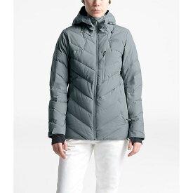 (取寄)ノースフェイス レディース コアファイア ダウン ジャケット The North Face Women's Corefire Down Jacket Mid Grey