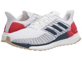 (取寄)アディダス メンズ ソーラー ブースト 19 ランニングシューズ adidas Men's Running Solar Boost 19 Footwear White/Tech Indigo/Scarlet