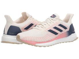 (取寄)アディダス レディース ソーラー ブースト 19 ランニングシューズ adidas Women Running Solar Boost 19 Chalk White/Tech Indigo/Glory Pink