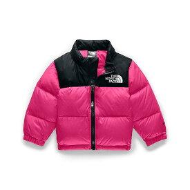 (取寄)ノースフェイス インファント 1996 レトロ ヌプシ ダウンジャケット The North Face Infant 1996 Retro Nuptse Down Jacket Mr. Pink 送料無料
