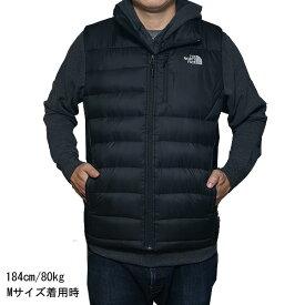 ノースフェイス ダウンベスト メンズ アコンカグア ダウン ベスト ブラック The North Face Men's Aconcagua Down Vest Tnf Black