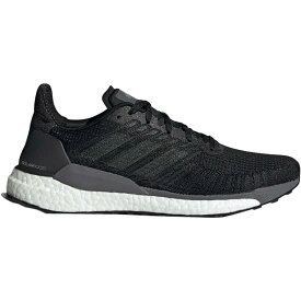 (取寄)アディダス メンズ ソーラー ブースト ランニング シューズ Adidas Men's Solar Boost Running Shoe Running Shoes Core Black/Carbon/Grey Five
