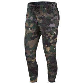 (取寄)ナイキ レディース ワン レベル フリース 7/8 パンツ Nike Women's One Rebel Fleece 7/8 Pants Green Club Gold Black