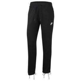 (取寄)ナイキ レディース エッセンシャル タイ フリース パンツ Nike Women's Essential Tie Fleece Pant Black White