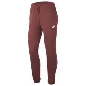 (取寄)ナイキ レディース エッセンシャル ルーズ フリース パンツ Nike Women's Essential Loose Fleece Pant Cedar White