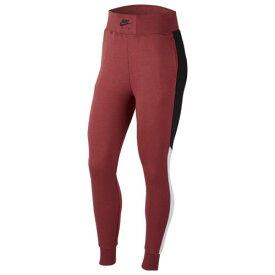 (取寄)ナイキ レディース エア フリース パンツ Nike Women's Air Fleece Pant Cedar Black White