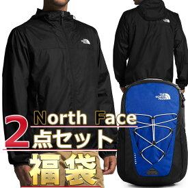 ノースフェイス リュック ジャケット 福袋 メンズ 2点セット USAモデル THE North Face 送料無料 メンズ ブランド 福袋 お得なリュック、ジャケットの2点セット 取寄