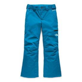 (取寄)ノースフェイス ガールズ フレッシュ トラック パンツ The North Face Girls' Fresh Tracks Pant Acoustic Blue