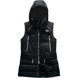 (取寄)ノースフェイス レディース パリー ダウン ベスト The North Face Women's Pallie Down Vest TNF Black
