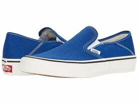 【クーポンで最大2000円OFF】(取寄)Vans(バンズ) スニーカー スリップ-オン SF ユニセックス メンズ レディース Vans Unisex Slip True Blue/Marshmallow