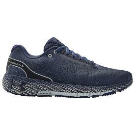 (取寄)アンダーアーマー メンズ シューズ ホバー マシーナ Underarmour Men's Shoes Hovr Machina Blue Ink Halo Gray Blue Ink