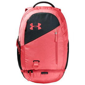 (取寄)アンダーアーマー ハッスル バックパック 4.0 Underarmour Hustle Backpack 4.0 Watermelon Jet Gray Watermelon