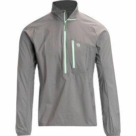 (取寄)マウンテンハードウェア メンズ コア プレシェル プルオーバー ジャケット Mountain Hardwear Men's Kor Preshell Pullover Jacket Manta Grey