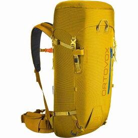 【エントリーでポイント10倍】(取寄)オルトボックス ユニセックス ピーク ライト 32L バックパック Ortovox Men's Peak Light 32L Backpack Yellow Corn