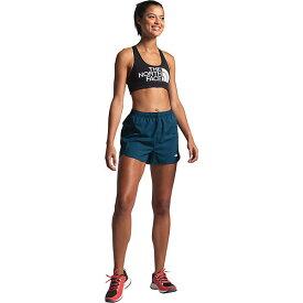 (取寄)ノースフェイス レディース アクティブ トレイル ラン 3 インチ ショット The North Face Women's Active Trail Run 3 Inch Short Blue Wing Teal